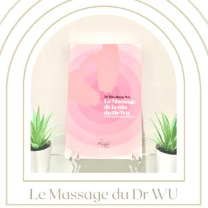 Le livre du massage de la tête du Dr Wu