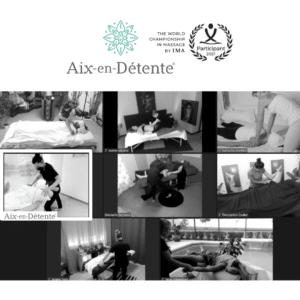AED Championnat du Monde de Massage 2021